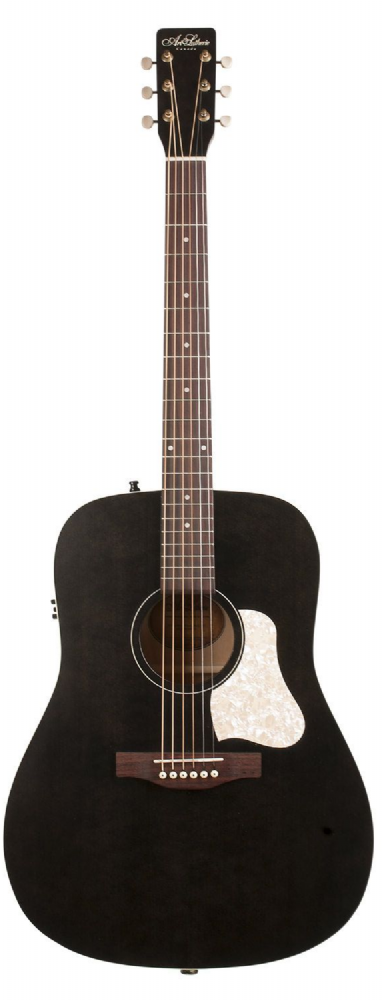 Art & Lutherie Americana Faded Black Q1T - Ex Display
